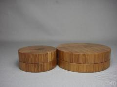 bamboo container