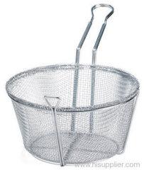Mesh Fry Basket