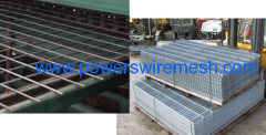 galvanized electric welded wire mesh panel