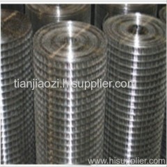 stainless steel welded wire mesh type304L