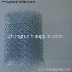 Expanded Coil Lath Mesh