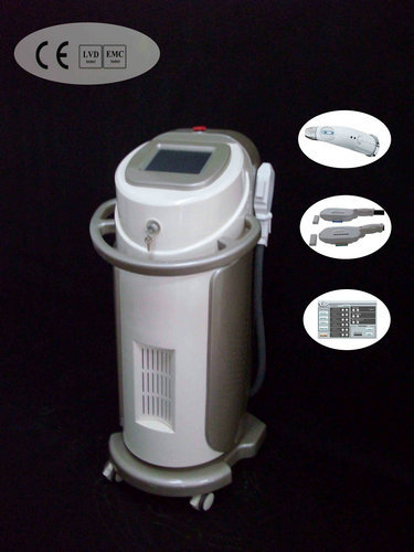 IPL+RF hair removal beauty equipment