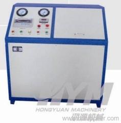 CO2 filling mahcine