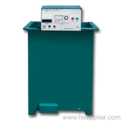 fire extinguisher airtight test box