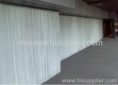 sliver mesh curtain /divider
