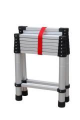 A type telescopic ladder