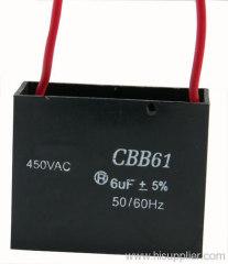box-shaped capacitors