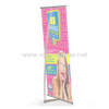 L banner,banner stand,trade show display