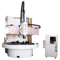 CK5126E CNC Single-Column Vertical Lathe