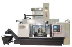 YM-CKG125 High-speed CNC Single Column Vertical Lathe