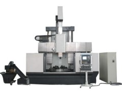 CXK250 CNC vertical turning and milling center