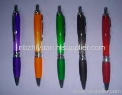 Plastic Click Pens