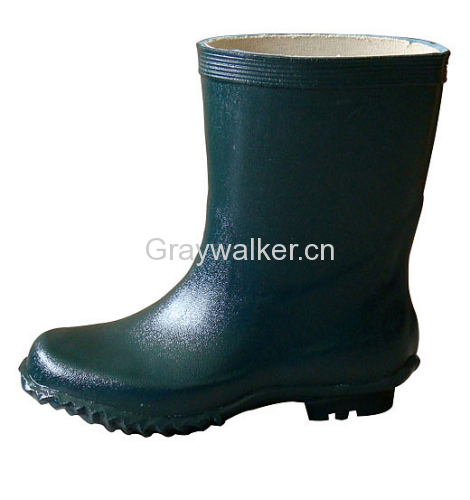 Women's Work Rubber Boots