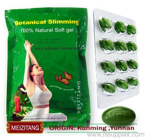 tang botanical slimming capsule, herbal slimming