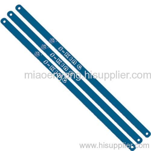 hacksaw blade, hack saw blade,power hacksaw blade,flexible hacksaw blade,double teeth hacksaw blade