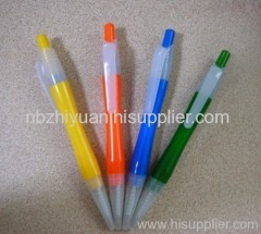 Attractive Plastic Grip Ball Pen