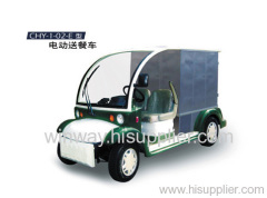 3KW Electric Vehicle for meal delivery