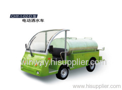 4.2KW electric water truck