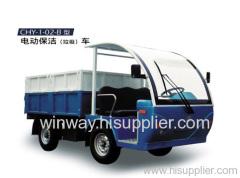 4.2KW electric vehicle