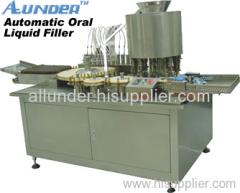Oral Liquid Filling & Crimping Line
