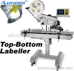 Automatic Inline Wrap Around Labeler/Labeling Machine