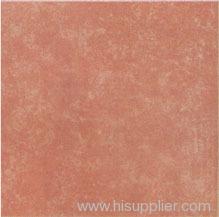 Red Glazed Floor Tile
