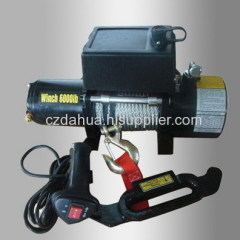 electric winch for boat