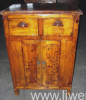 old small cabinet