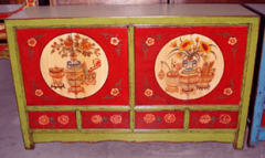 Chinese old Mongolia sideboards