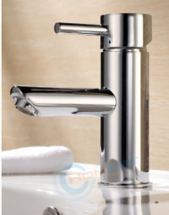 Single lever basin mixers