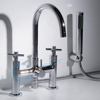 Brass Bath Shower Mixer