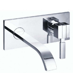 Wall Mounted Basin Mixers