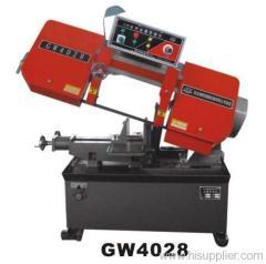 GW4028 Horizontal Metal Band Sawing Machine