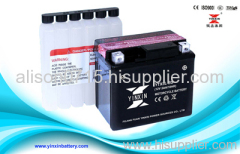 Maintenance Free VRLA Motorcycle Battery / AGM motorcycle battery /Mf motorcycle battery