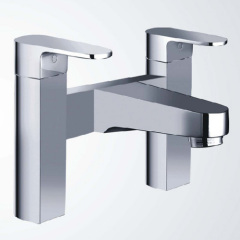 Designer Bath filler taps mixer