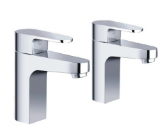 Designer Basin Pillar Taps