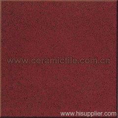 Red Polished Porcelain Tile