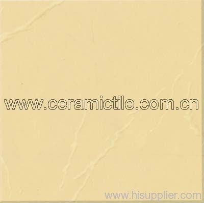 Golden Beige Polished Porcelain Tile, Porcelain Floor Tile