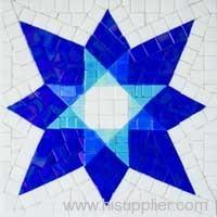 Glass Art Mosaic, Glass Mosaic Pattern