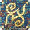 Glass Mosaic Pattern, Glass Art Mosaic