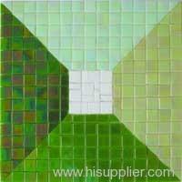 Glass Mosaic Pattern, Glass Art Mosaic