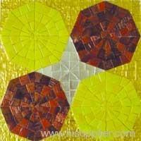 Glass Art Mosaic, Mosaic Art Pattern, Mosaic Pattern