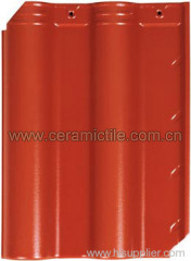 Colored Roof Tile