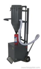 Fire extinguisher powder filler