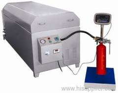 GTM-C Pumping Co2 filling machine