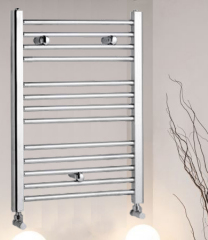 Chrome Heated Towel ladder Rails
