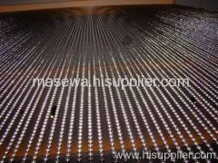 Stainless steel ball curtain