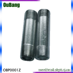 carbon steel pipe nipple and socket