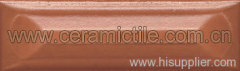 Terra Cotta Embossed Tile, Exterior Wall Tile