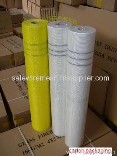 5*5mm blue fiberglass cloth